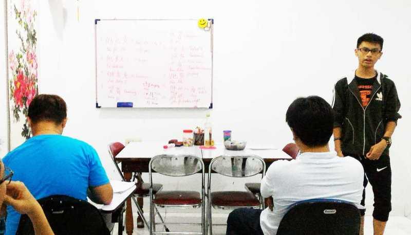 Roleplay Mandarin Basic 1 di BMC