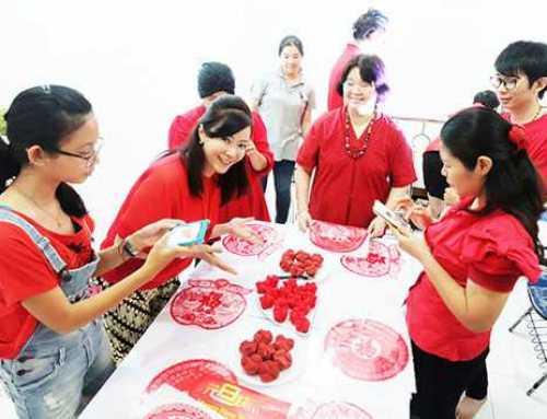 Roleplay Percakapan Mandarin di BMC