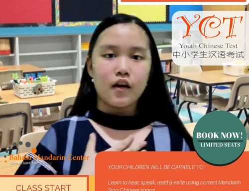 Kursus Mandarin Anak BMC, Jakarta Barat